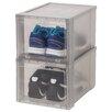 IRIS USA, Inc. Drop Front Shoe Box (Set of 6)