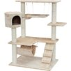 "IRIS USA, Inc. 47"" Carpeted Cat Tree"