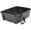 IRIS USA, Inc. Litter Box with Scoop