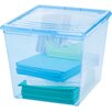 IRIS USA, Inc. 34 Quart Modular Storage Box
