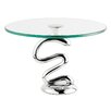 Endon Lighting Cake Stand in Polished Aluminum