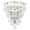 Endon Lighting 1 Light Flush Ceiling Light