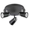 Endon Lighting Deckenleuchte 3-flammig Elegant