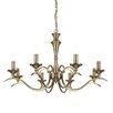 Endon Lighting Kora 8 Light Candle Chandelier