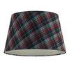 Endon Lighting 35.7cm Fabric Drum Lamp Shade
