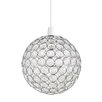 Endon Lighting 1 Light Globe Pendant