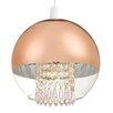 Endon Lighting 1 Light Globe Pendant