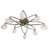 Endon Lighting Eastwood 8 Light Semi-Flush Ceiling Light