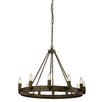 Endon Lighting LED-Kronleuchter 12-flammig Chevalier