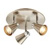 Endon Lighting Hyde 3 Light Ceiling Spotlight
