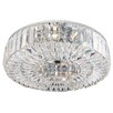 Endon Lighting Banderas 6 Light Semi-Flush Ceiling Light