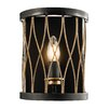 Borough Wharf Monomoy 1 Light Flush Wall Light