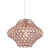Endon Lighting LED-Design-Pendelleuchte Eaton