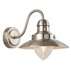 Endon Lighting Mendip 1 Light Flush Wall Light