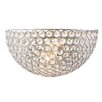 Endon Lighting Chryla 1 Light Flush Wall Light