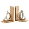 Endon Lighting Boat Bookend (Set of 2)