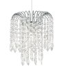 Endon Lighting 20cm Acrylic Novelty Pendant Shade