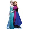 Advanced Graphics Elsa and Anna - Disney's Frozen Cardboard Standup