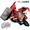Advanced Graphics Avengers Assemble Thor Wall Decal
