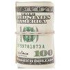 Advanced Graphics Roll of $100 Bills Cardboard Cutout Standup