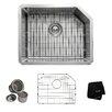 "Kraus 23"" x 18.75"" Undermount Kitchen Sink"