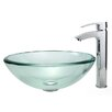 Kraus Vessel Bathroom Sink