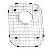 "Kraus Stainless Steel 15"" x 12"" Bottom Grid"