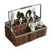 Woodard & Charles Caribbean  Accents Utensil/Accessory Caddy