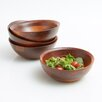 Woodard & Charles Salad With Style Individual Salad Bowls Set (Set of 4)