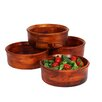 Woodard & Charles Salad With Style Individual Sald Bowl Set (Set of 4)