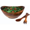 Woodard & Charles 3 Piece Salad Bowl Set