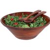 Woodard & Charles 3 Piece Large Salad Bowl Set