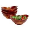 Woodard & Charles Boracay Individual Salad Bowl (Set of 4)