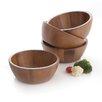 Woodard & Charles Elan Individual Salad Bowls Set (Set of 4)