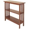 """Manchester Wood Mission 30"""" Standard Bookcase"""
