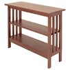 """Manchester Wood Mission 24"""" Standard Bookcase"""