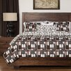 Siscovers Plaid Reversible Duvet Set
