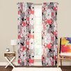 Siscovers Crayola Flower Patch Curtain Panel