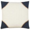 Eastern Accents Ryder Jude Strauss Corners Throw Pillow
