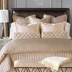 Eastern Accents Bardot Hand-Tacked Comforter Collection