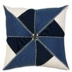 Eastern Accents Americana Wind Mill Throw Pillow