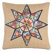 Eastern Accents Folkloric Anise Throw Pillow