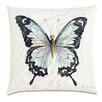 Eastern Accents Garden Fauna Ink Throw Pillow