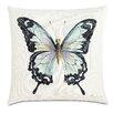 Eastern Accents Garden Fauna Ink Throw Pillow