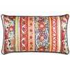 Eastern Accents Folkloric Gypsy Stripe Lumbar Pillow