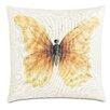 Eastern Accents Garden Fauna Amber Throw Pillow