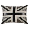 Eastern Accents Passport Union Jack Lumbar Pillow