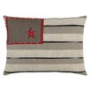 Eastern Accents Passport Old Glory Lumbar Pillow