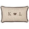 Eastern Accents Wedding This I Promise You Lumbar Pillow