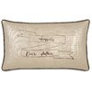 Eastern Accents Wedding Eternal Flame Lumbar Pillow